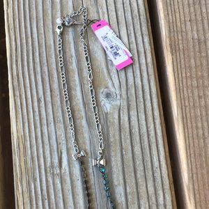 Betsey Johnson Jewelry - 🎁 BNWT Betsey Johnson Turquoise Seahorse Necklace